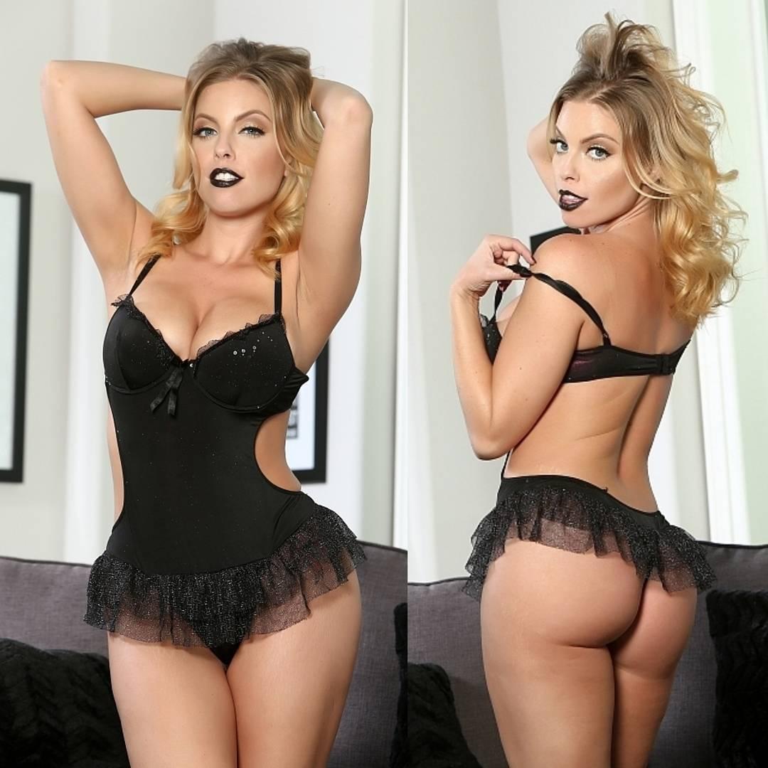 CherryPimps.com porn star Britney Ambers