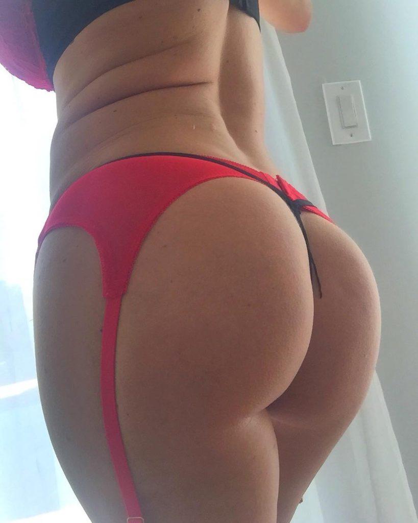 Krissy Lynn's booty