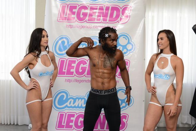 Camsoda Legends weigh in