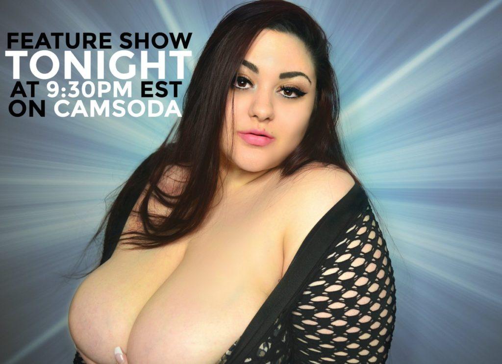 Camsoda.com camgirl Destiny Diaz