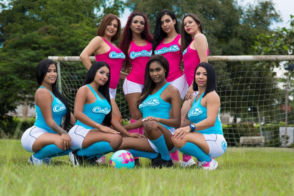 Camsoda.com football soccer teams