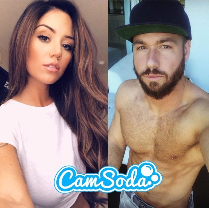 Christy Foxxx and Chad White on Camsoda.com