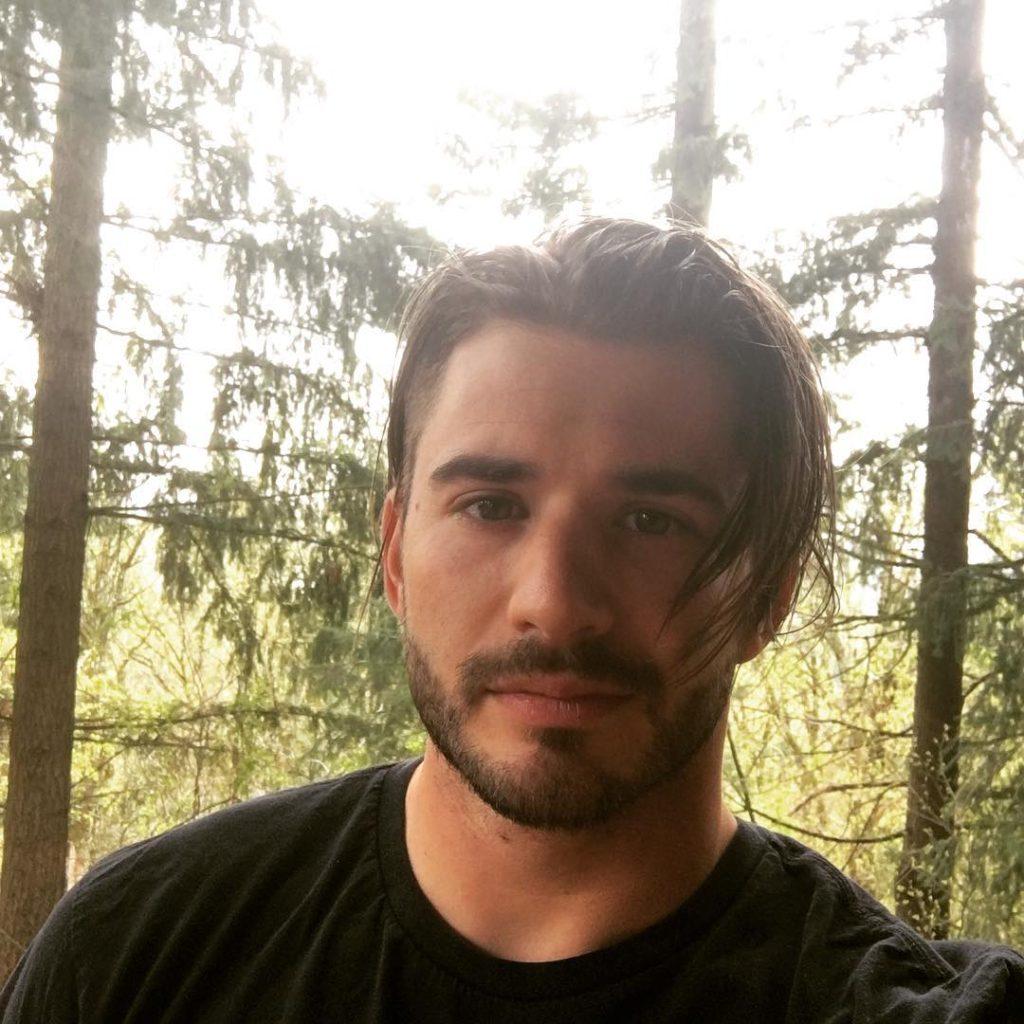 male porn star Nathan Bronson