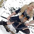 Naughty Baby Doll Cosplay