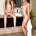 Scarlett Sage & Ayumi Anime lesbian in Twistys When Girls Play - image control.gallery.php